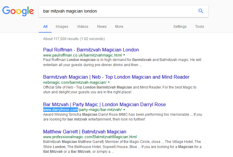Hire dedicated SEO consultant for magicians