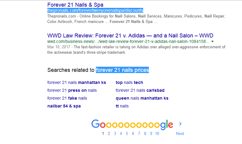 Hire a dedicated SEO professional for hair salons