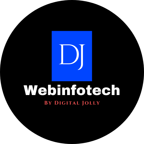 Webinfotech By Digital Jolly